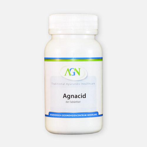 Agnacid - Maag en Spijsvertering - Ayurveda Kliniek AGN | SKU: AY001
