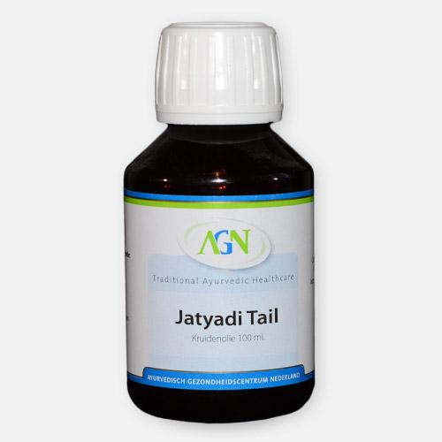 Jatyadi Tail - Ayurvedische Massage Olie - Ayurveda Kliniek AGN