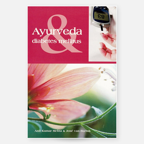 Ayurveda en Diabetes melitus - boek | Dhr. Anil K. Mehta (GAMS)